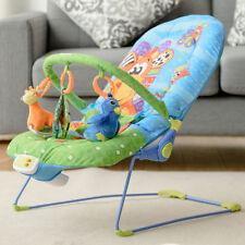 Transat de Bébé Badabulle Swing avec Musique et Jouets Imprimé de Giraffe  32-58