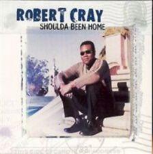 Robert Cray-Shoulda Been Home  CD