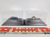 CG249-0,5# 2x Busch H0/1:87 Spielwarenmesse: Benz-Motorwagen+Smart, NEUW+(OVP)