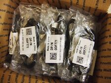 LOT 20 DELL hammer head right angle 2-PRONG AC Power Cord PA-10 PA-12 3-ft DF771