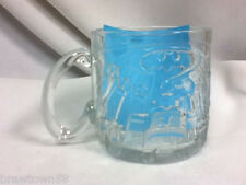 McDonalds series drink glass mug The Riddler Batman Forever 1995 restaurant  DJ2