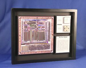 The Sun SPARC - Scalable Processor ARChitecture (Artwork,ChipScapes)