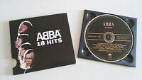 ABBA 18 HITS DIGIPACK CD