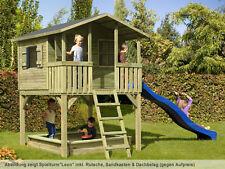 Stelzenhäuser | Ebay Spielhaus Im Garten Kinderspielhaus Holz