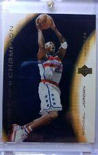 2003 Upper Deck Hardcourt Heart of A Champion Gold Michael Jordan #MJ14,