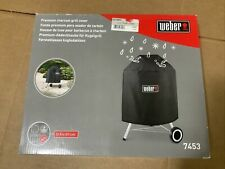 Genuine Weber 7453 Premium Kettle Cover, Fits 22.5-Inch Charcoal Grills NOS