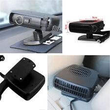 12v Car Auto Fan Ceramic Heater Heating Windscreen Demister Defroster Portable