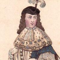 Camille d'Hostun de la Baume ComteTallard Arlan Maréchal Bataille de Seneffe.