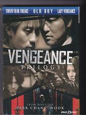 Vengeance Trilogy (Sympathy for Mr.Vengeance , Old Boy , Lady Vengeance) Eng Sub