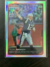 2006 Bowman Chrome Tom Brady #166 Silver Refractor