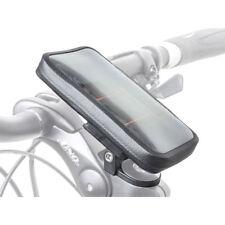 Author Fahrrad Tasche I-Shell M Handytasche Sichtfenster für Touchscreen schwarz
