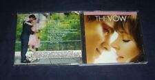 THE VOW ~ MUSIC FROM THE MOTION PICTURE  2012 US PROMO CD  RHINO #PRCD 400216 M-