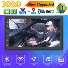 "7"" Autoradio Android 9.1 2Din Radio de coche estéreo GPS NAVI MP5 Wifi USB APP"