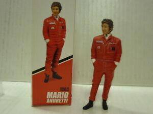 TSM 12AC20 Mario Andretti figurino 1/18