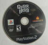Guitar Hero (PS2 PlayStation 2) - DISC ONLY