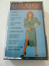 Rose Marie - Take It To The Limit - Album Cassette Tape, Used very good