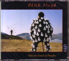 2 CD (NEU OVP!) PINK FLOYD: Delicate Sound of Thunder (live 1988 dicke Box mkmbh