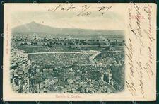 Siracusa Città Castello Eurylus cartolina XB5339