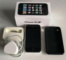 Apple iPhone 3GS Teléfono inteligente (O2 y Tesco), 16GB.