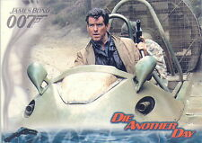 JAMES BOND DIE ANOTHER DAY 2002 RITTENHOUSE PROMO CARD P1