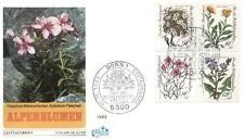 Germany 1983 FDC 1188-91a Kwiaty Blumen Flowers