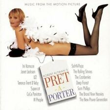 NEW CD Robert Altman's Pret-A-Porter (Ready To Wear): Music From The Motion Pict
