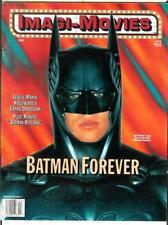 IMAGI-MOVIES Fall 1995, US Batman fantasy hero film mag, Catwoman, Penguin