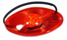 Faros traseros y de frenos color principal rojo para motos Honda