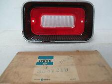 "Mopar ""NOS"" 1972 Dodge Coronet Four Door Back Up Light Lens 3587219"