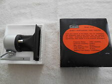 Professional aluminum die cast horn tweeter (never used in original packing)