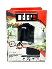 GRILL COVER Weber Q 7113 Premium Full Length For Q1000 & Q2000 Series Grills