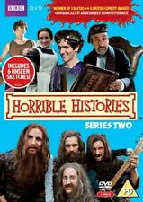 Horrible Histories BBC Season / Series Two (R4 DVD) New - Sealed