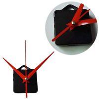 DIY Funkuhrwerk Kit 1 Uhrenkern 3 Zeiger Leise Uhr Ersatzteile Uhrwerk Uhrenset