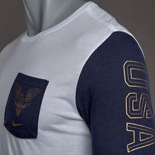 Nike USAB Rio Hero cotton tee Irving - adult L