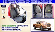 Coprisedili Nissan Navara 2016> Fodere per auto copri sedili Schienali set kit