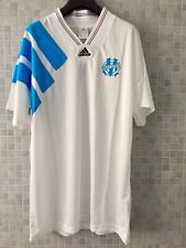 Maillot rétro vintage Olympique Marseille OM 93 1993 Adidas taille M