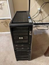HP z600 workstation With Nvidia FX 4800 and 24GB RAM