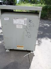 GE 9T23Q1097 Transformer 380 Delta to 380Y219 30 KVA 3 Phase Used