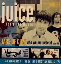 JUICE TASTE THE MUSIC - 40 Segments Of The Latest Christian Music - CD Album