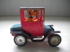 Vtg Marx 1910 Studebaker Walt Disney Pluto Friction Car