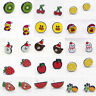 Cute Sweet Cartoon Fruit Animal Acrylic Women Girl Ear Studs Earrings Kid's Gift