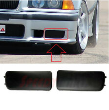 BMW 3-Series E36 1992-1998 Fog Light Hole Cover Cap LEFT+RIGHT NEW