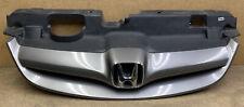 2004 2005 Honda Civic Dx Front Bumper Grille Assembly With Emblem Logo Badge Oem
