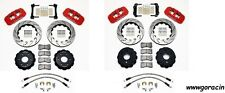 Wilwood Front & Rear Big Brake Kit,Fits Silverado,Escalade,Suburban,Avalanche