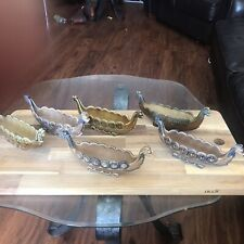 6 Piece Wade Viking Boats