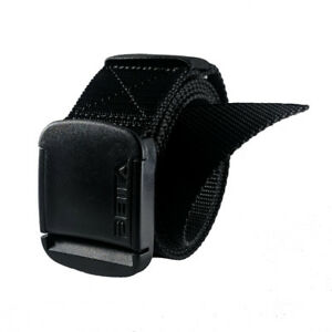 "1.5"" Wide Nylon Web Belts for Men with Adjustable Buckle"