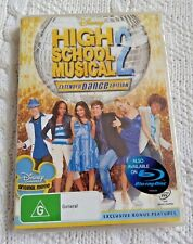High School Musical 2 EXTENDED DANCE EDITION (DVD, 2-Disc) R-4, NEW FREE POST