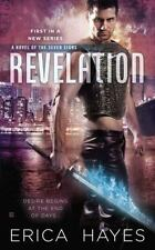 New! A Novel of the Seven Signs: Revelation by Erica Hayes (2012, Paperback)