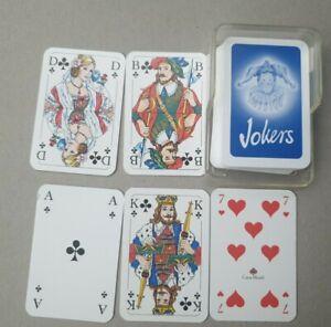 Carta Mundi Mini Kartenspiel Jokers  Reklame Kartenspiel 32 Blatt Skat