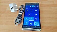HP Elite X3 Windows 10 Smartphone Téléphone mobile Dual SIM SIMFREE, Menthe, 64 Go,